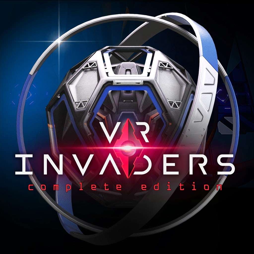 VR Invaders - Complete Edition PS VR PS4 varies-with-device