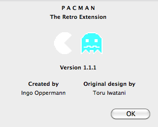 Pacman Extension