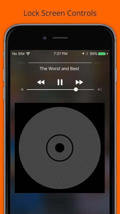 Free Music Play - Mp3 Player & Streamer