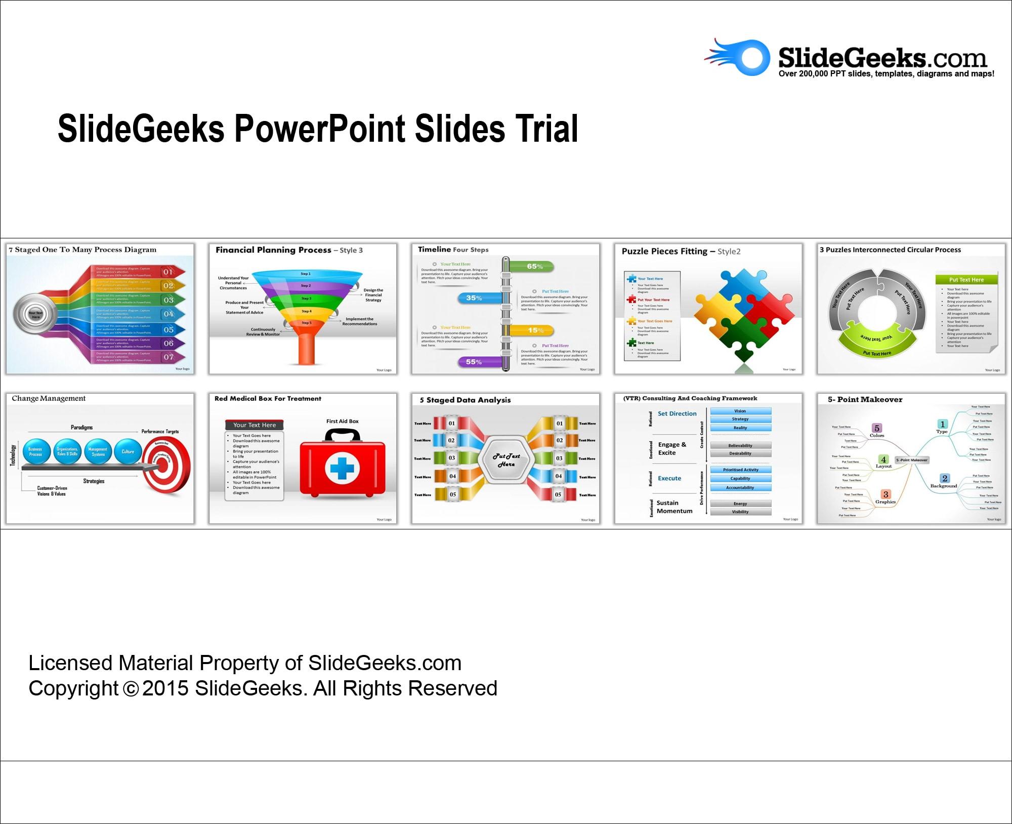 SlideGeeks PowerPoint Templates