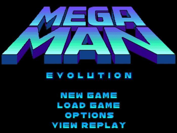 MEGA MAN EVOLUTION