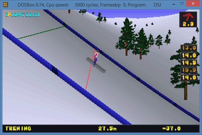 Ski Jump 2
