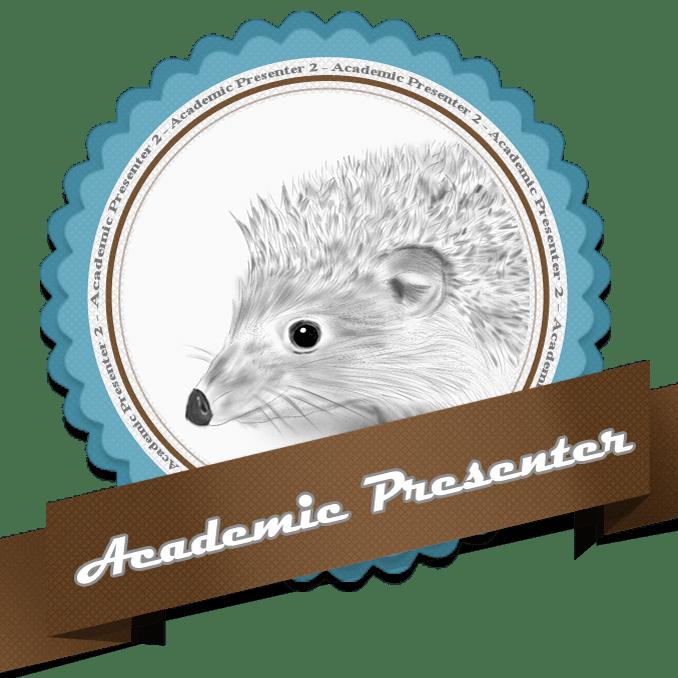 Academic Presenter