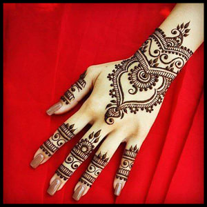 Mehndi Designs 2015 (Tatoo)