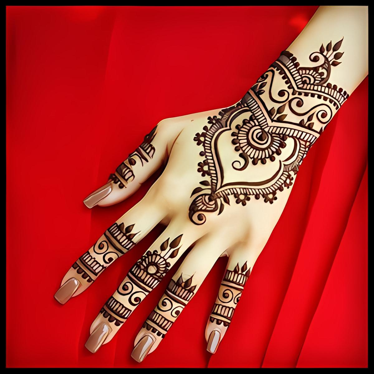 Mehndi Designs 2015 (Tatoo) 2