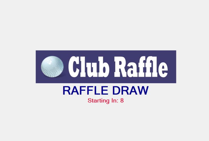 Club Raffle