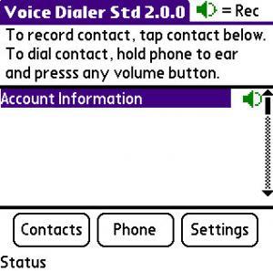 Voice Dialer Std