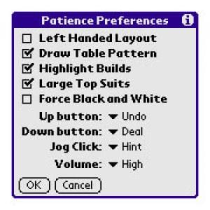 Patience Revisited