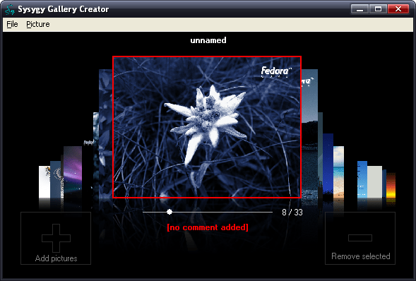 Sysygy Image Viewer