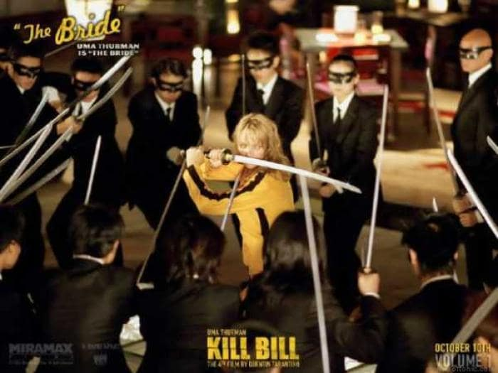 Kill Bill Wallpaper
