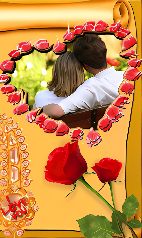 Love Pic Frames New