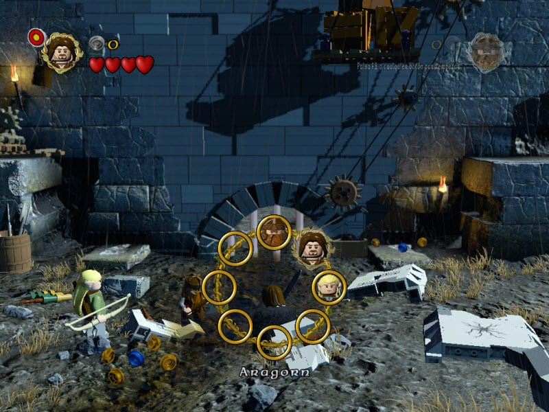 LEGO The Lord of the Rings - Download
