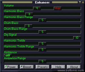 Enhancer