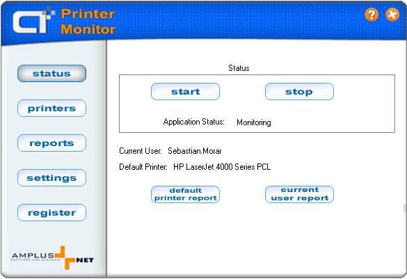 A+ Printer Monitor