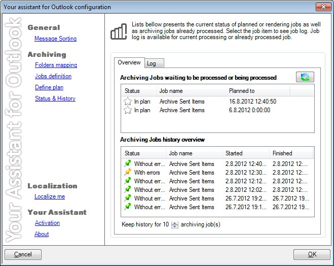 Your Assistant For Outlook 2010 (64-bit)