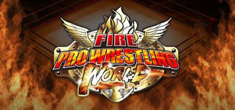 Fire Pro Wrestling World 1.0