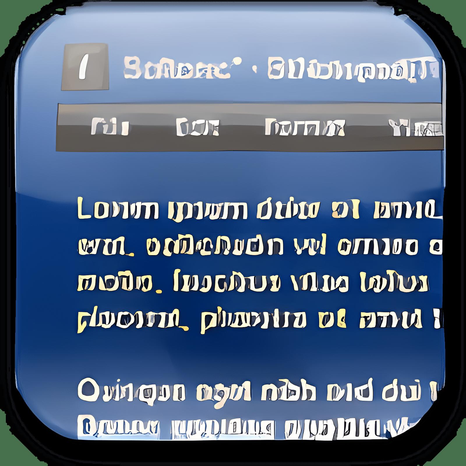 StNotepad 1.1