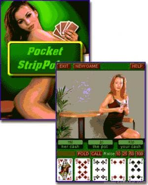 Pocket Strippoker