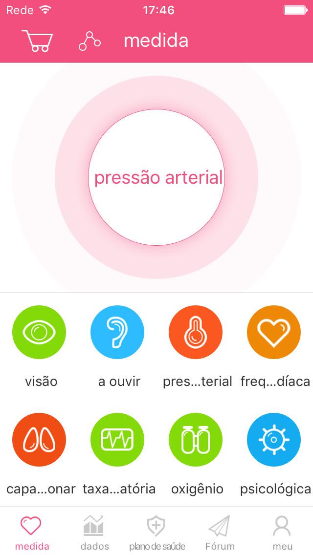 iCare Monitor de presión arterial