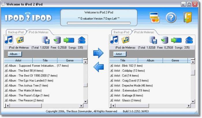 iPod 2 iPod