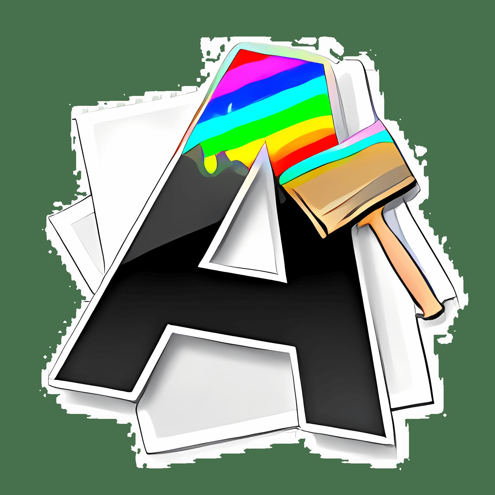 RainbowText