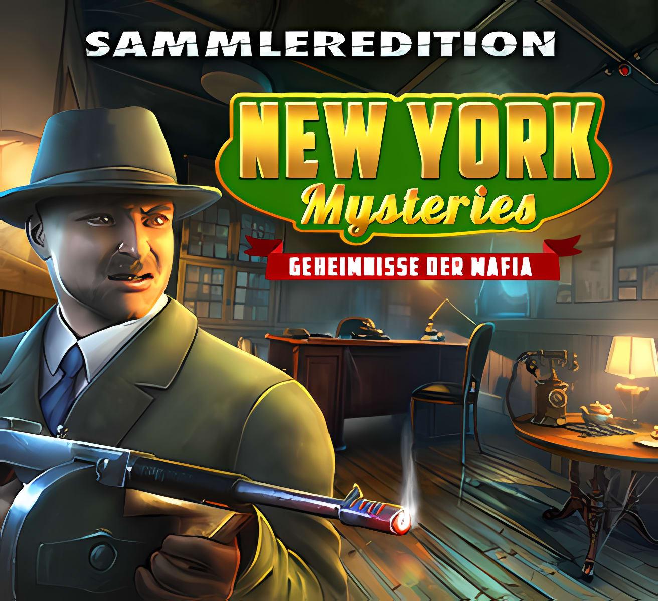 New York Mysteries: Secrets of the Mafia CE