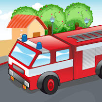 ABC Preschool Car Truck and Engine Connect the Dot Puzzle