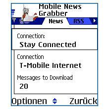 Mobile NewsGrabber