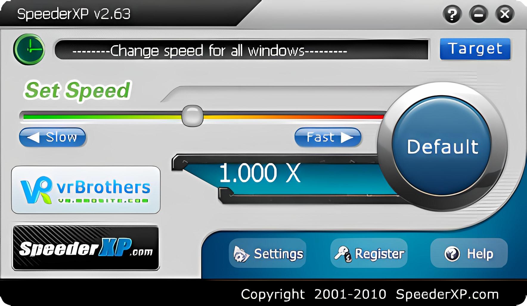SpeederXP