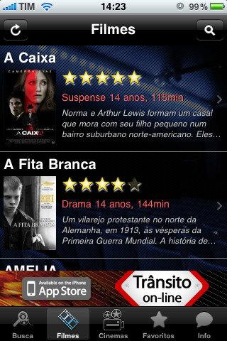 Apontador Cinema