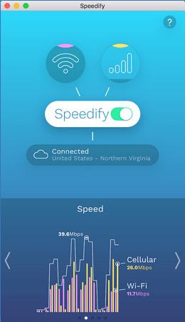 Speedify Desktop