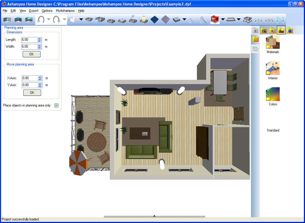 Ashampoo home designer download - Home decorating design software free ...