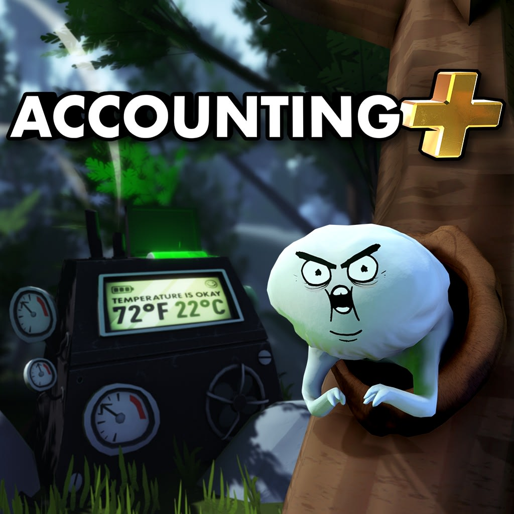 Accounting Plus (Accounting+) PS VR PS4