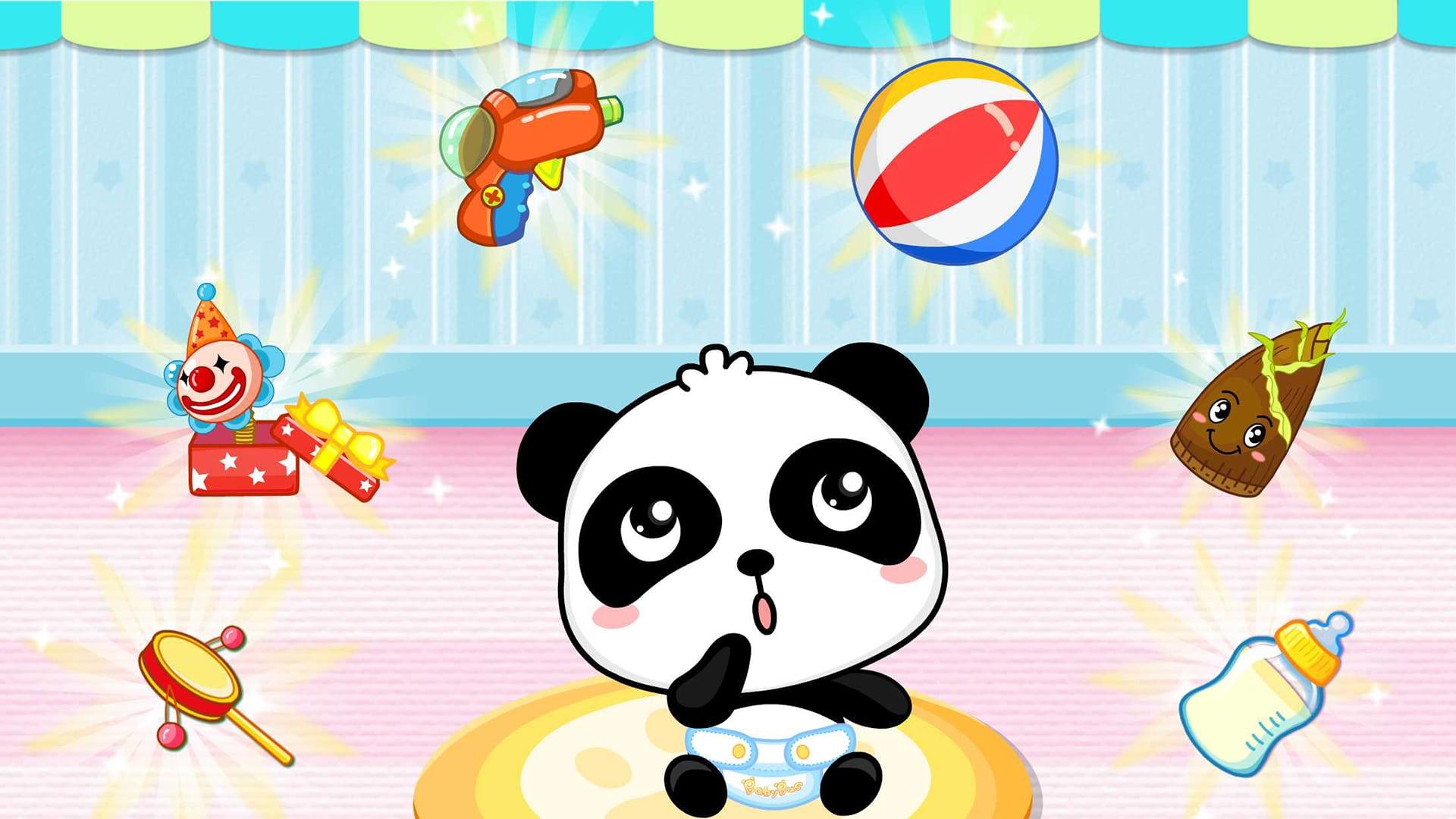Bebé Panda: Cuida al Osito