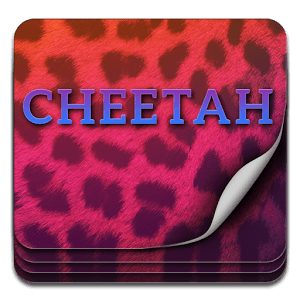 Cheetah Keyboard