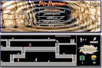 Pit Runner