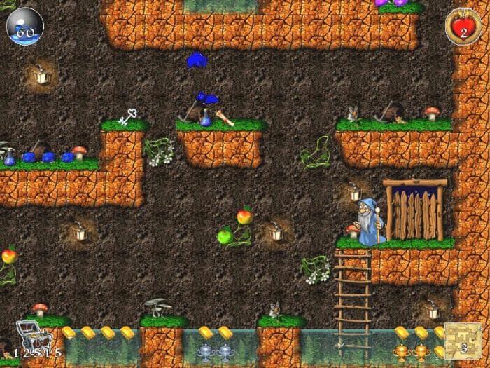 Brave Dwarves: Back for Treasures