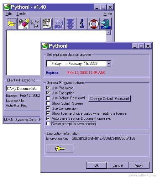 ManSystems Python!
