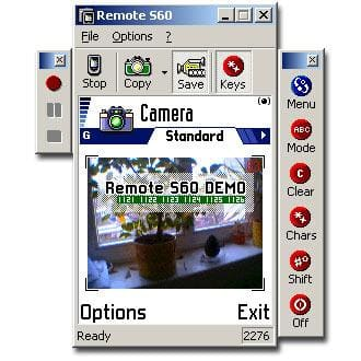 Remote S60 Home Edition