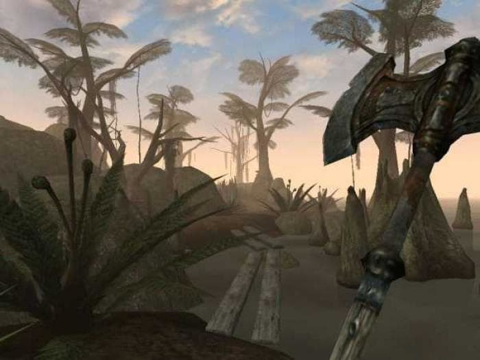 The Elder Scrolls III: Morrowind en castellano