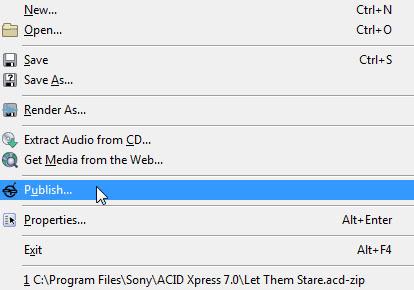ACID XPress