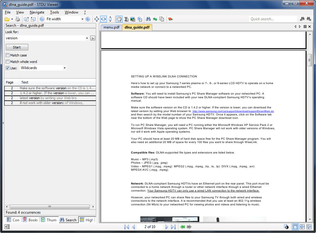 pdf document viewer download free