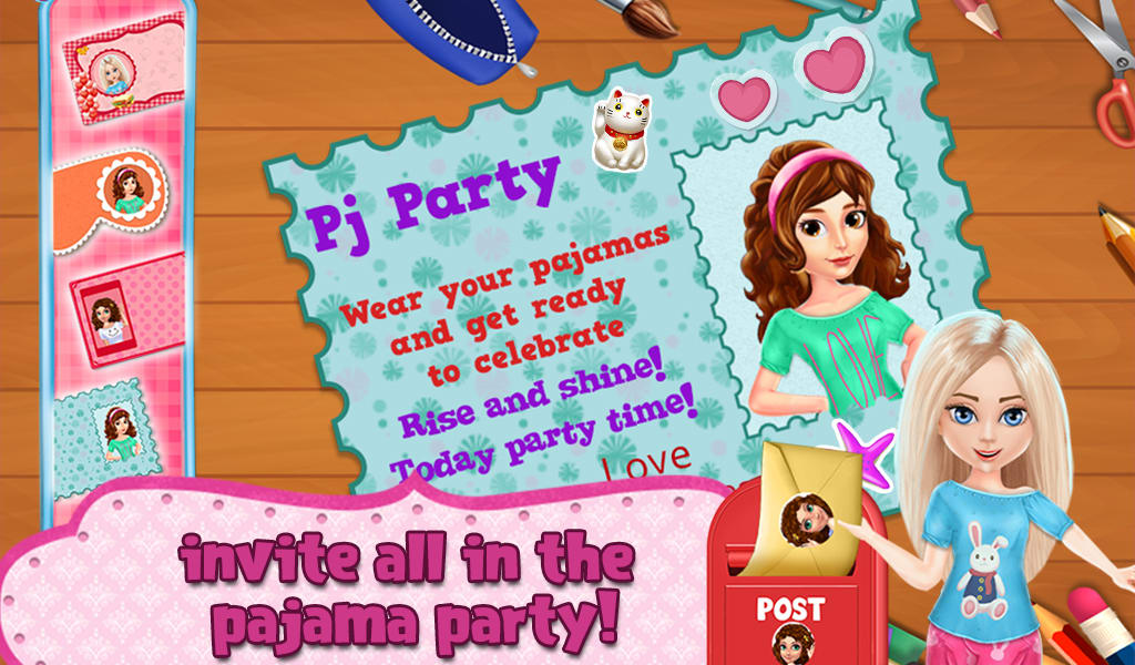 Princess PJ Party Fun
