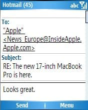 Windows Live voor Mobiel