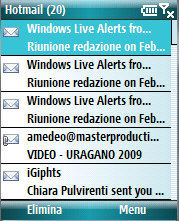 Windows Live Mobile Client