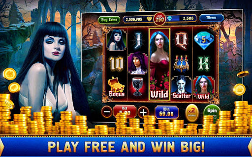 Vampire Diaries Slot Machine