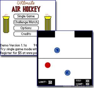 Ultimate Air Hockey