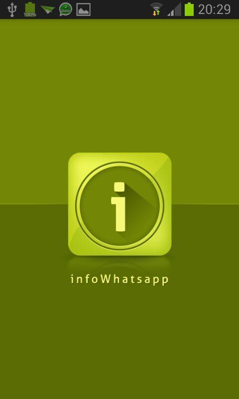 Info WhatsApp 2date