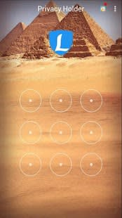 AppLock Theme Egypt Pyramid