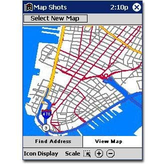 Rand McNally MapShots